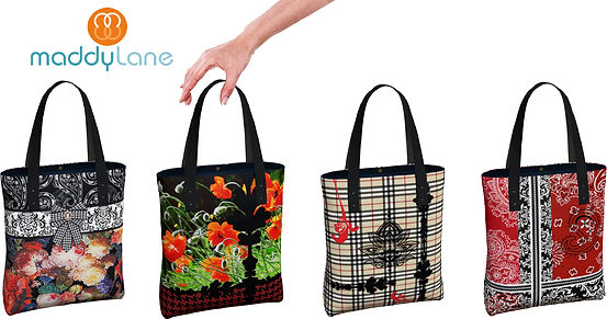 Fall urban tote bags by maddylane 2019 2