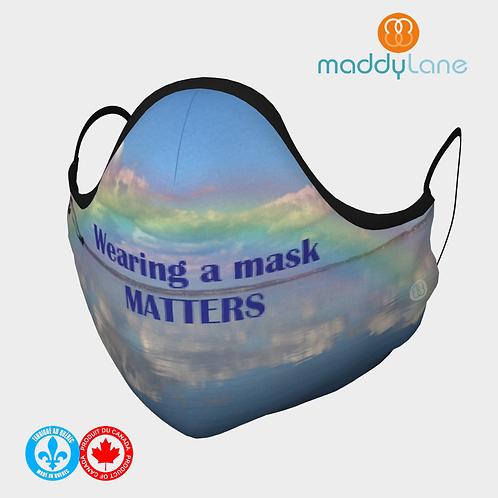 Wearing a Mask Matters