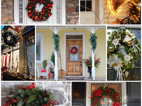Christmas Wreathes Inspirations.