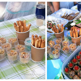 Picnics and barbecues in the summer COVID times