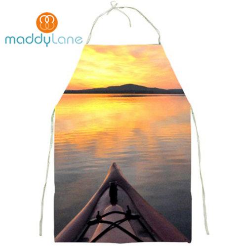 Kayak Sunset Apron