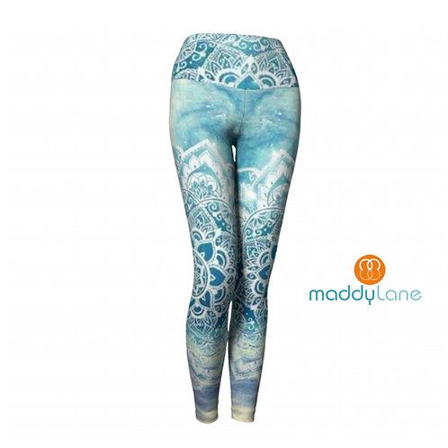 Long Yoga Pants / Oceanne