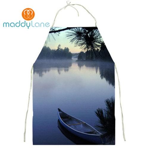 Blue Canoe Apron