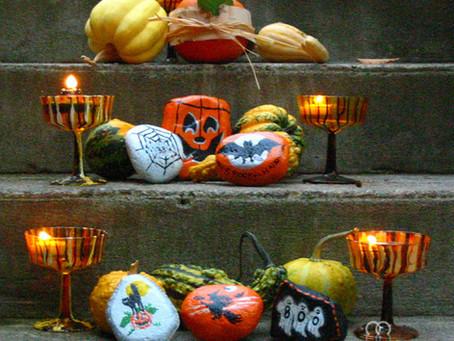 "DIY Halloween Rocks ~  Have a ""Rockin"" Halloween!"