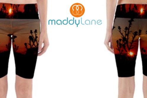 Yoga Shorts / FIELDS OF DREAMS