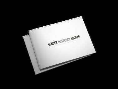 Capa do livro Vender Hospedar Lucrar