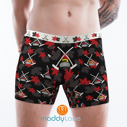 8025 Hurry Hard / Men's Boxer Briefs