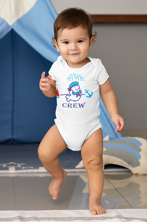 New to the crew baby sailor