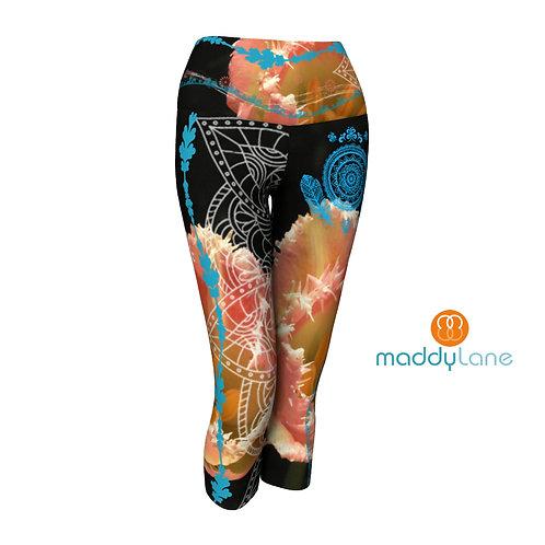 3000 Yoga Capris / Mangala