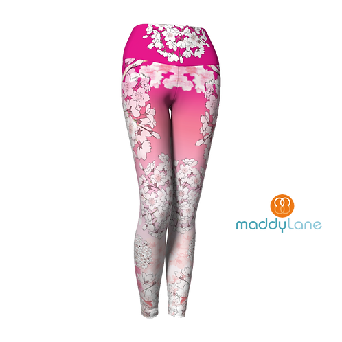 Long Yoga Pants / Bettina