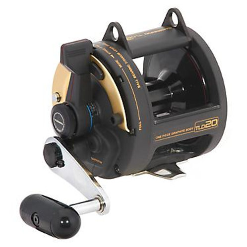 Shimano TLD 20 Lever Drag Fishing Reel - TLD20