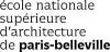 ENSA Paris Belleville