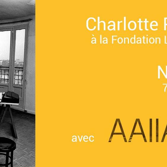 """AAIIA'Visite #3 - Exposition """"Le monde nouveau de Charlotte Perriand"""""""
