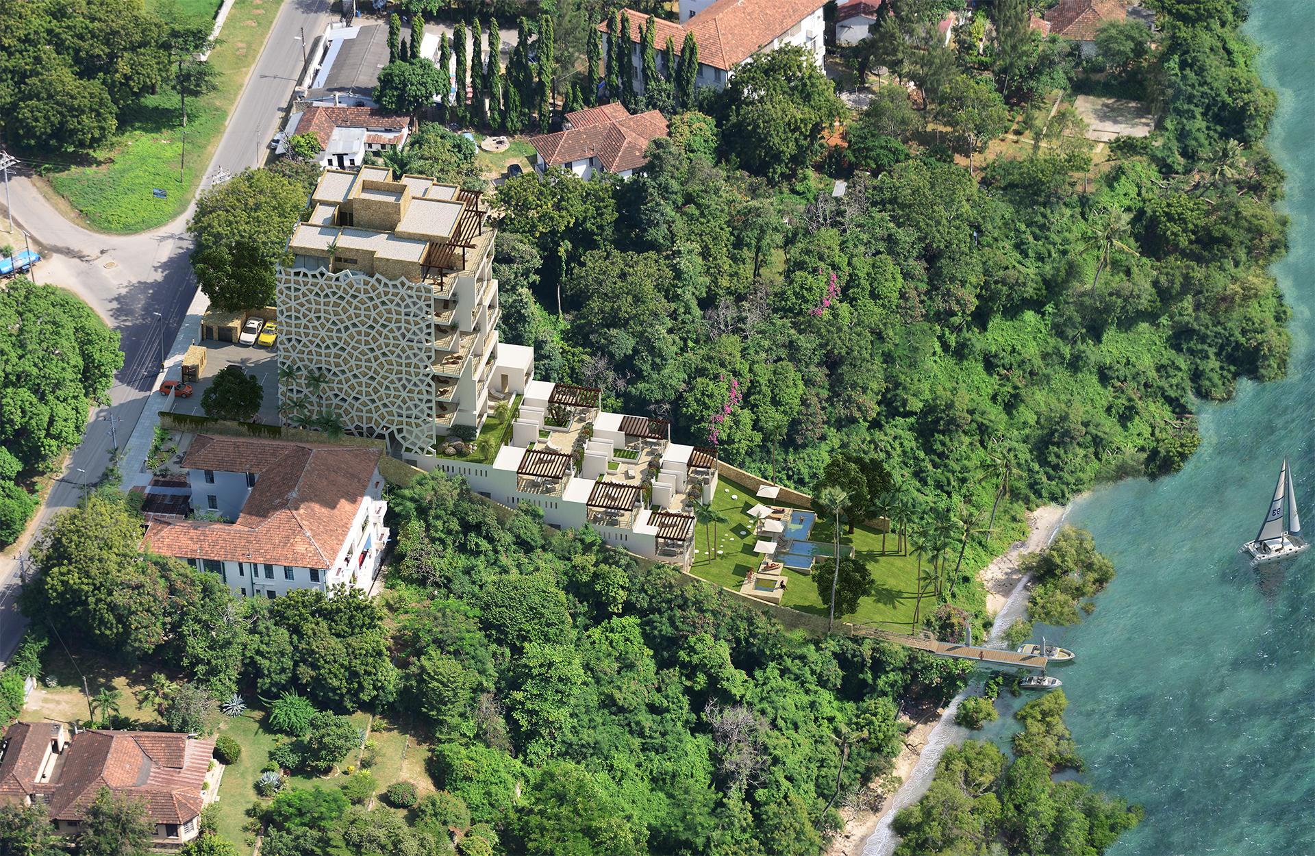 Apartamentos Tudor. Kenia