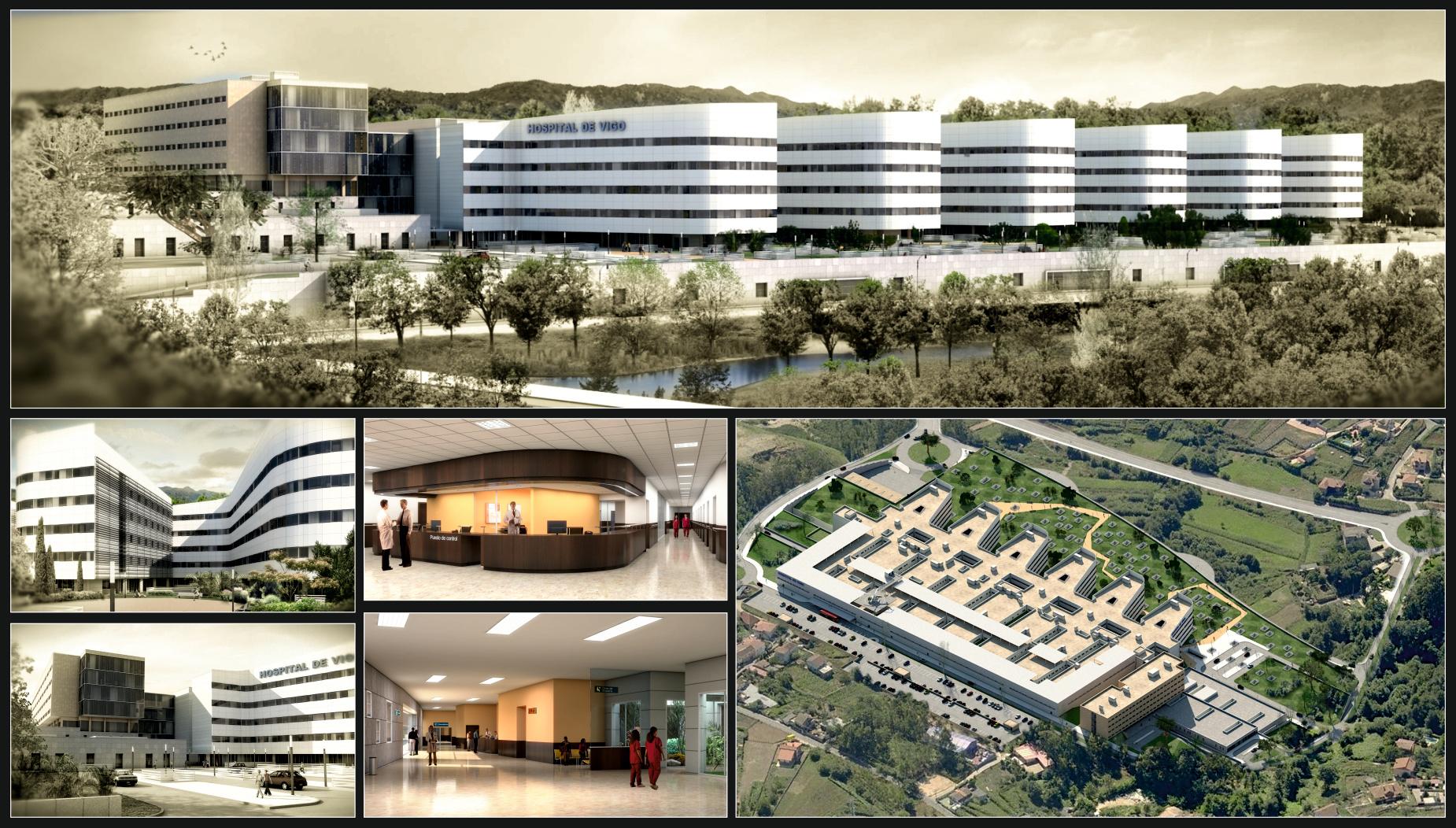 Concurso nuevo hospital de Vigo