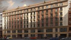 Edificio Palafox. Madrid