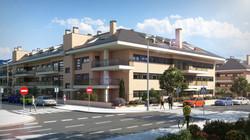 Edif. viviendas en Colmenar Viejo