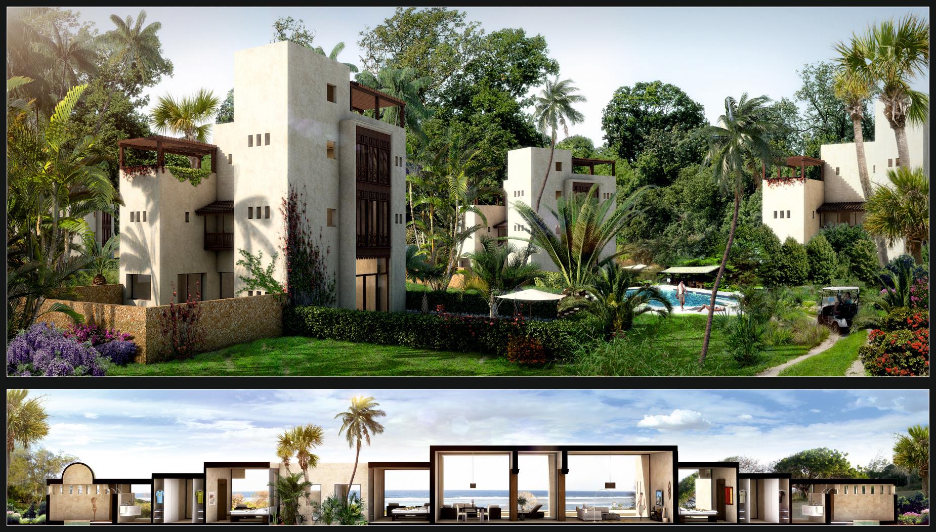Vipingo Ocean House. Kenia