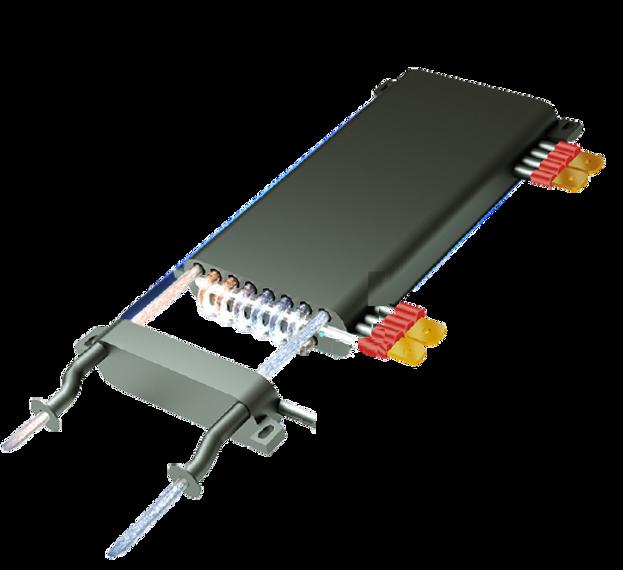 system grzewczy 3D moduł