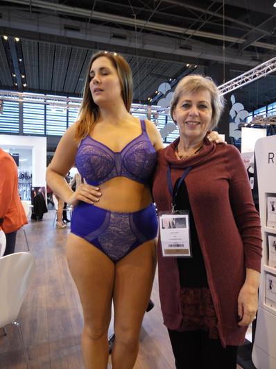 רשמים מהביקור שלי בתערוכה הבינלאומית להלבשה תחתונה בפריז. הטרנדים לשנה הבאה: שימוש בבדים דקים ונעימי