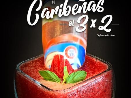 SABADOS DE CARIBEÑAS !!! Solo en Brochetas Acapulco.