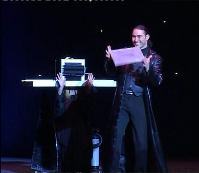 Magic show in Derby