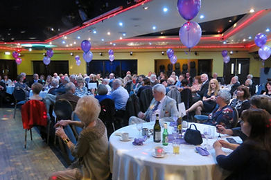 Fundraising event by Derby Magic Circle