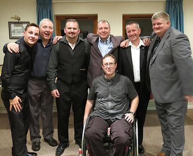 Fundraising event with Derby Magic Circle