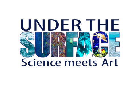 Under the Surface, Art meets Science