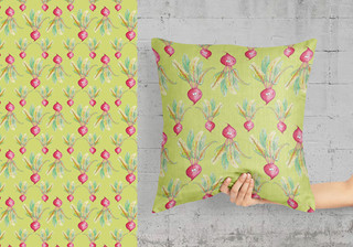 Radish pattern design 2020