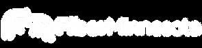 Fiber Minnesota Logo - White - Horiz - w