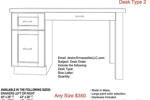Desk Type 2