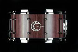 Solid Purple-heart Snare