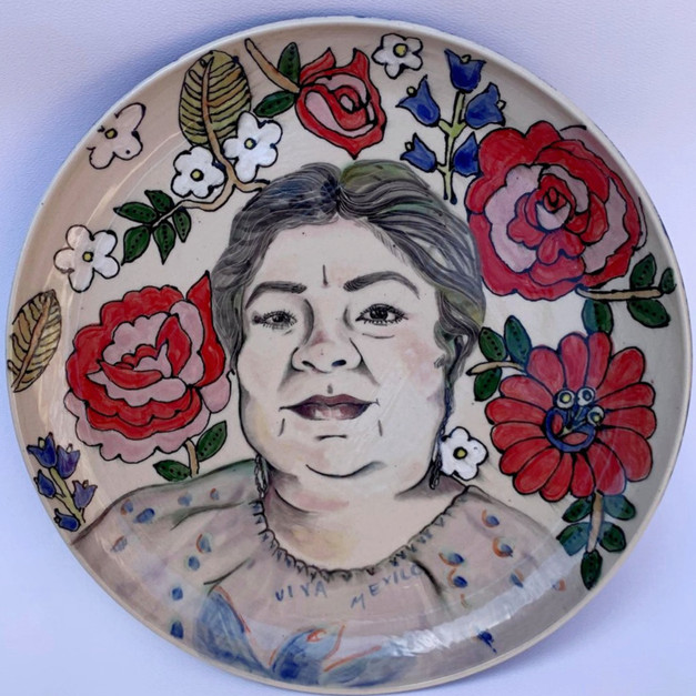 PLATES AGAINST PATRIARCHY