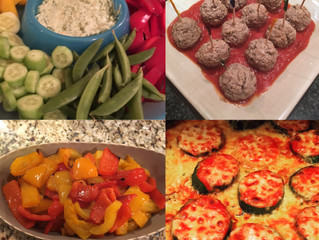 Quick Party Appetizers & Sides...