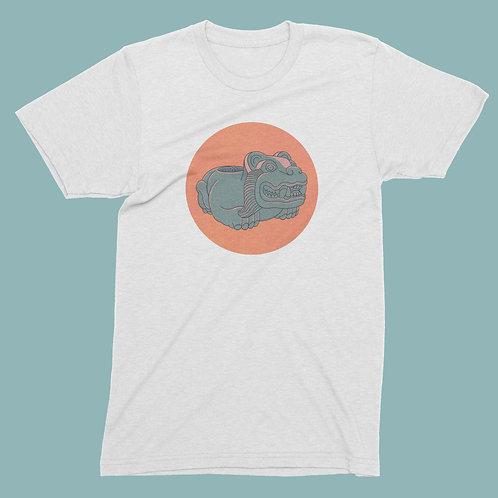Camiseta Ocelocuauhxicalli
