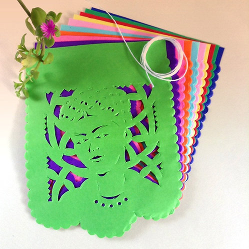 Papel Picado FRIDA