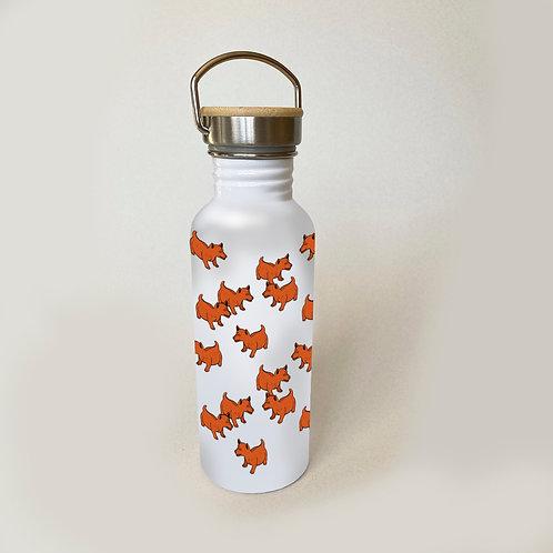 Botella Perritos de Colima