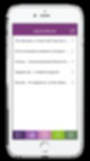 мобильное приложение по системе флайледи LadyFly