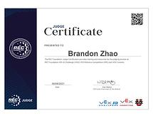 Brandon Zhao Judge Certification.png