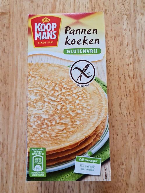 Koopmans - Dutch Pancakes Mix Gluten Free (Pannekoeken) 400g