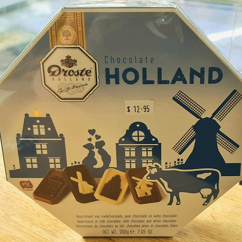 Droste - Chocolate Holland Edition Gift Box 200g