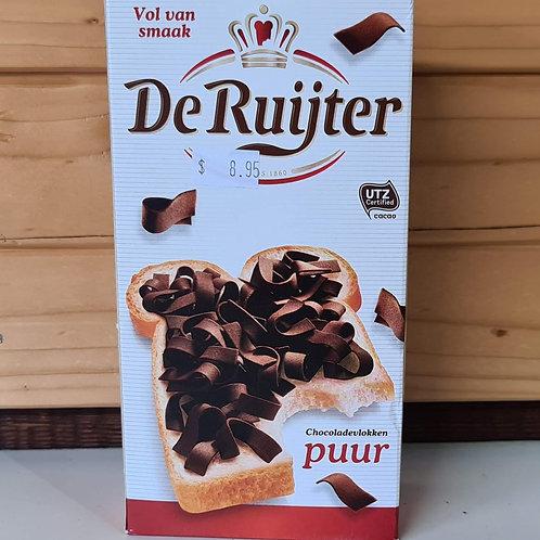 De Ruijter - Chocolate Flakes (Dark) 300gr