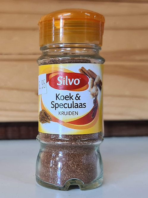 Silvo - Spices for Spiced Biscuits (Speculaas) 34g