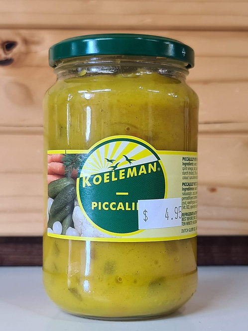 Koeleman - Piccalilly 335g