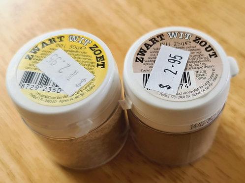 Van Vilet - Black & White Powder