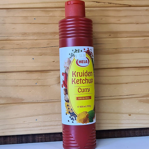 Hela - Curry Ketchup Original 800ml