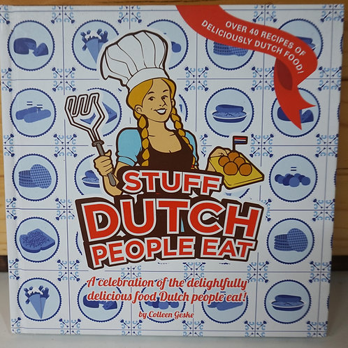 Stuff Dutch People Eat - Recipe Book