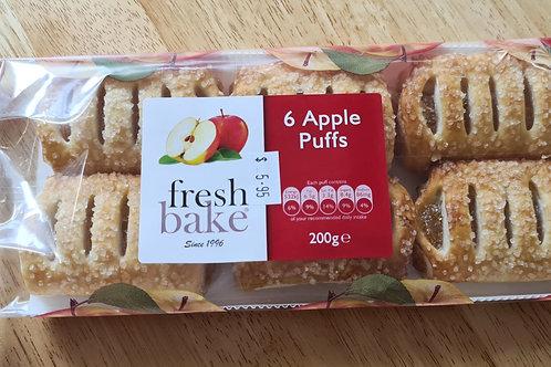 Freshbake - Apple Puffs (Bladerdeegtaartjes Appel) 200g
