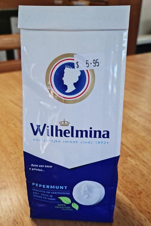 Wilhelmina - Peppermint Bag 225g